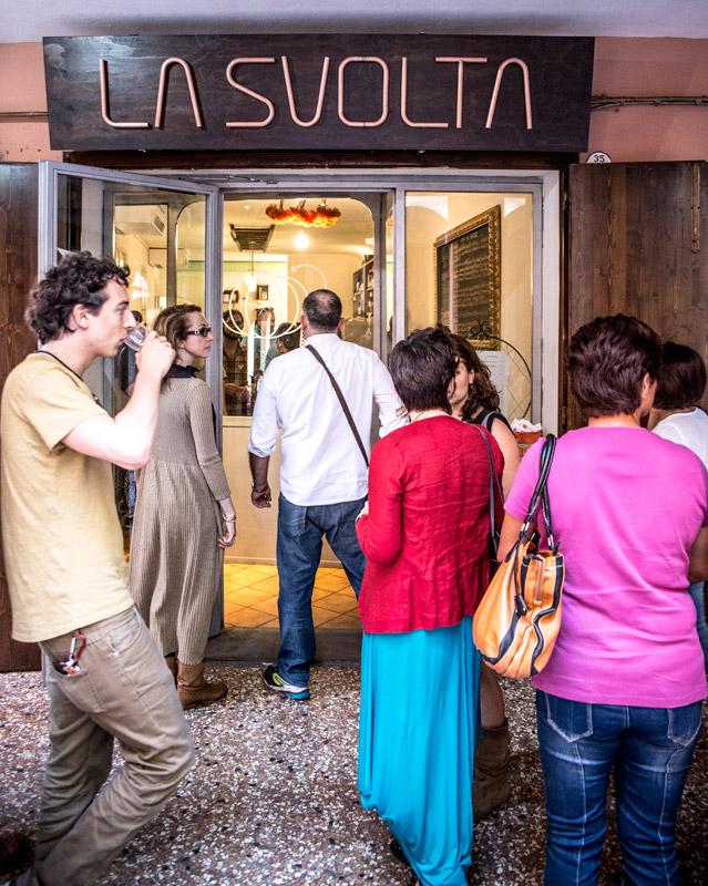 dalì experience con vitruvio con aperitivo catalano presso la svolta a bologna